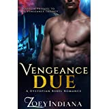Vengeance Due - A Dystopian Rebel Romance: A Vengeance Novella (The Vengeance Trilogy Book 1)
