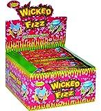 Wicked Fizz Strawberry Chews, 60 Pieces