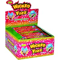 Wicked Fizz Strawberry Chews, 60 Pieces