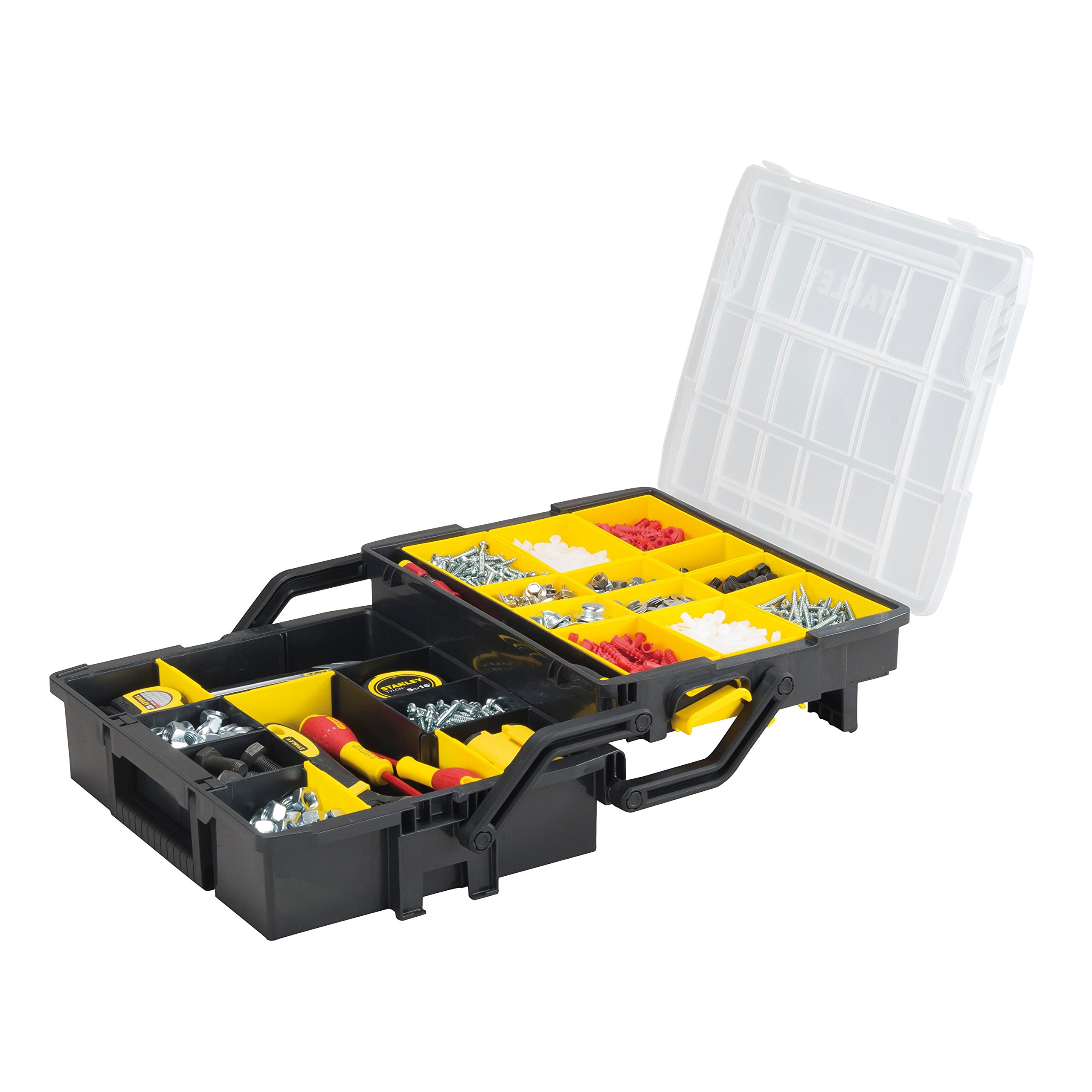 Stanley Tools and Consumer Storage STST14028 MultiLevel Organizer
