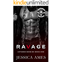 Ravage (Untamed Sons MC Book 1)