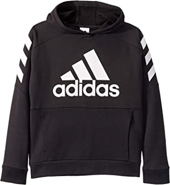 adidas Kids Boy's Core Hooded Pullover