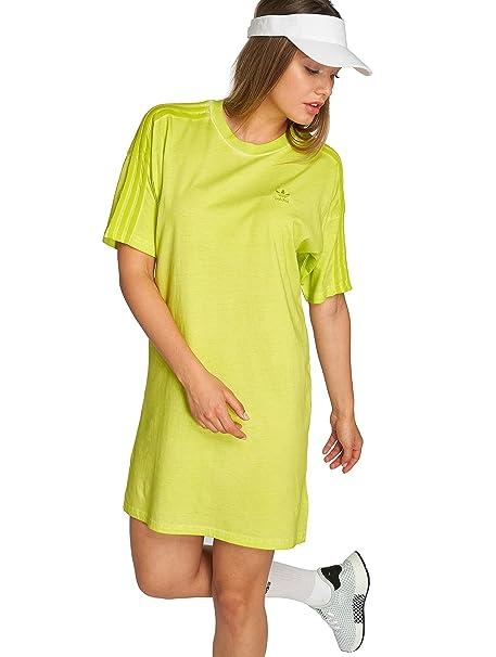 adidas Originals Mujeres Vestidos/Vestido Long Neon