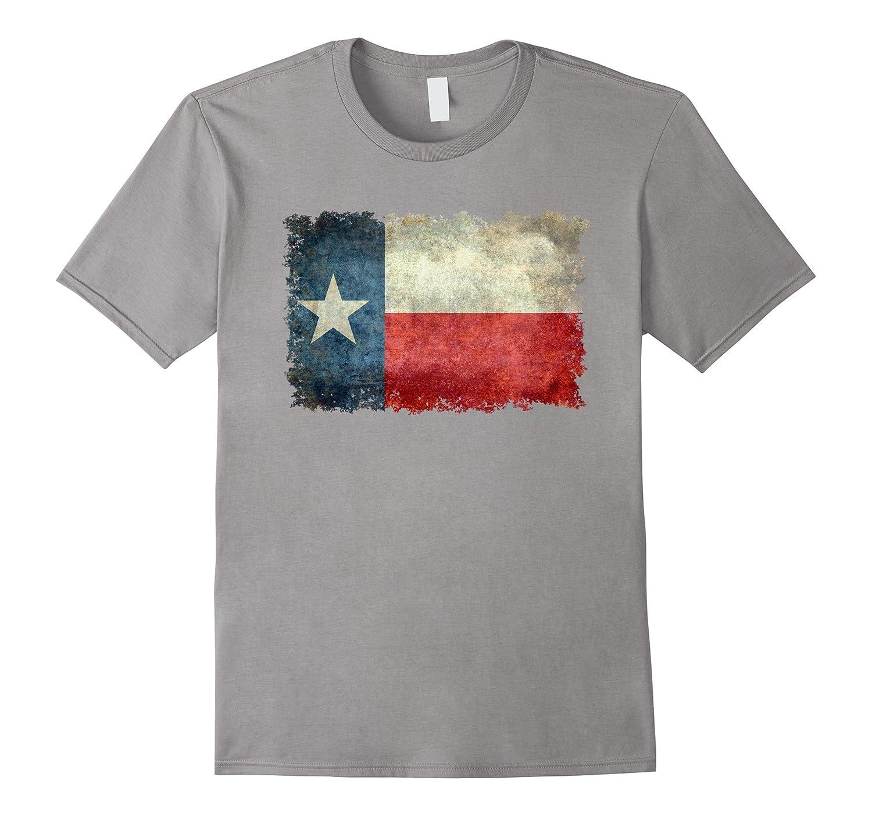 Texas Flag Vintage Retro Style T Shirt Goatstee