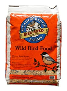 Meadow Ridge Farms Wild Bird Mix Feed - 20 lbs