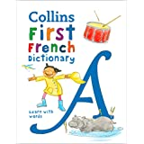 First French Dictionary: 500 first words for ages 5+