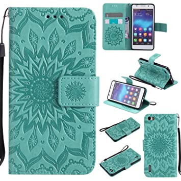 Premium Leder Handyh/ülle 5.6 Zoll Standfunktion 1 Samsung Galaxy A6 2018 3D Schlanke Leder Brieftasche f/ür Samsung Galaxy A6 2018 Magnetverschluss Kartenfach