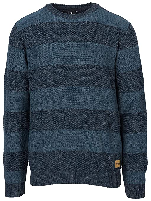 MAmazon esDeportes Mood Curl Vest Aston Rip Indigo Sweater Heren WE9HYID2