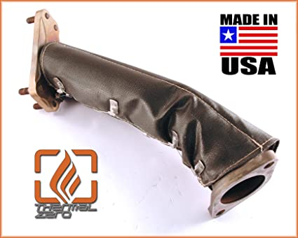 Subaru Legacy GT WRX STI Forester Turbo Uppipe Blanket for OEM and aftermarket up pipes Heat