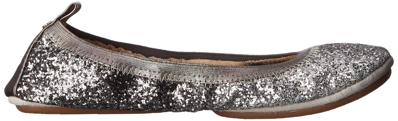 02eab472d87e Amazon.com   Yosi Samra Women's Serena Ballet Flat   Flats