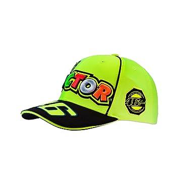c20fd5a1a5c Valentino Rossi The Doctor 46 MotoGP Cap  Amazon.co.uk  Sports ...