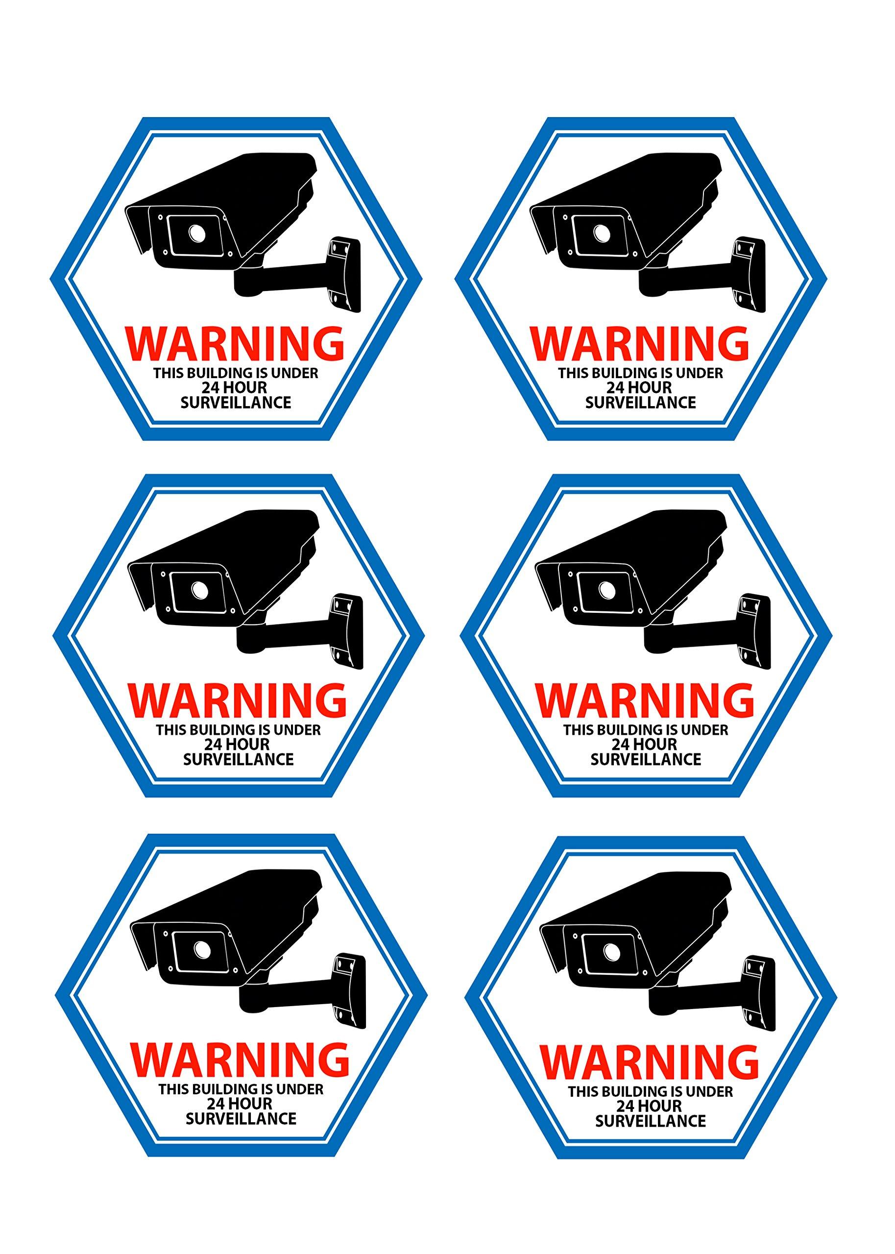 Mandala Crafts Blue Edge Home Business Security Dvr Cctv Camera Video Surveil.. 8