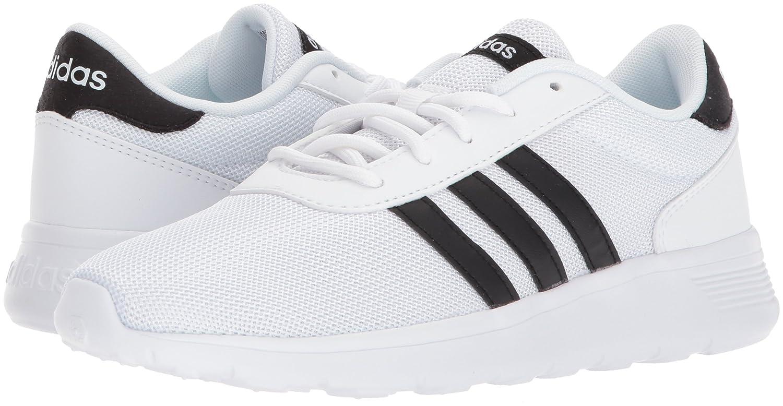 adidas Women's Lite Racer Running US|White/Black/White Shoe B071NZY7HH 5.5 B(M) US|White/Black/White Running 243743