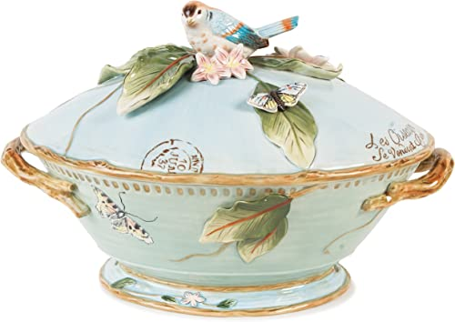 Fitz and Floyd Toulouse Collection Tureen
