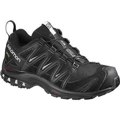Salomon Femme XA Lite GTX Chaussures de Course à Pied Et Trail Running, Synthã©Tique/Textile, Bleu, Pointure: 42
