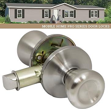 KWIKSET 92001-520 Security Mobile Home Passage Lockset