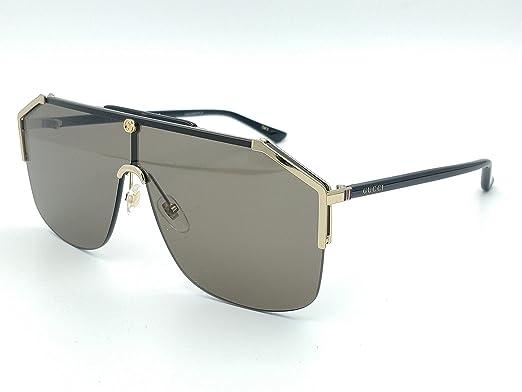 23ab2ee364eef Lunettes de soleil Gucci GG 002  Amazon.fr  Vêtements et accessoires