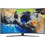 "Samsung Serie 6 MU6645 - Smart TV de 55"" (3840 x 2160, 4K UHD, HDR, Active Crystal Color, Wi-Fi, diseño Curvo), Color Negro"