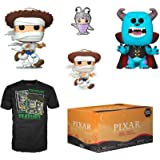 Funko Pixar Halloween Collectors Box with 2 Pop! Vinyl Figures, 51056