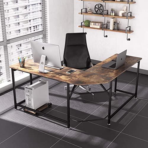 L-Shaped Corner Desk