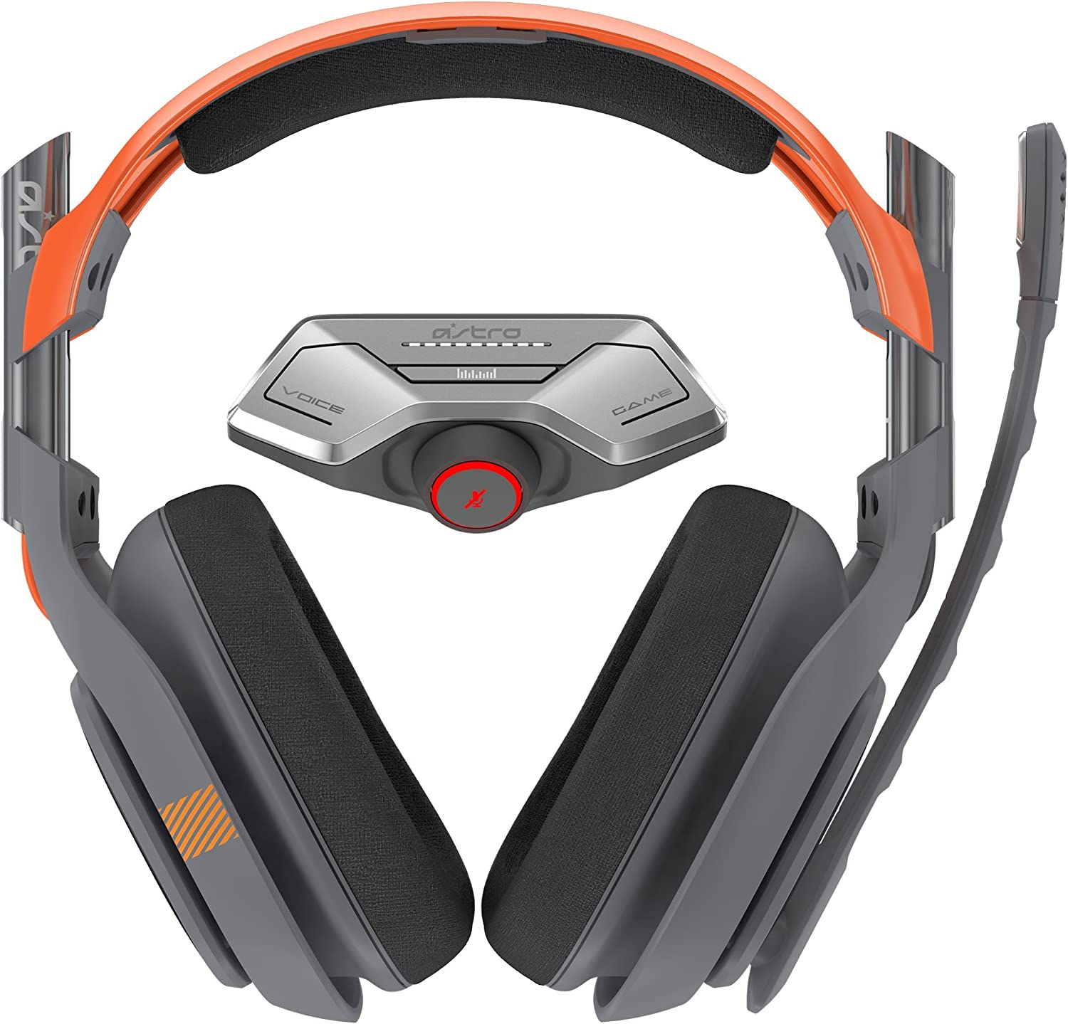 f996e8694a9 Amazon.com: ASTRO Gaming A40 Headset + Mixamp M80 - Halo 5 Special Edition  - Xbox One (2015 model): Video Games