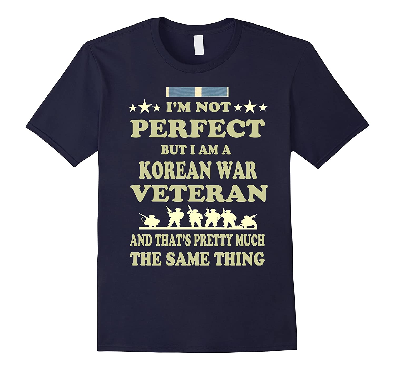 Korean Conflict Memorial Day Korean Vet Shirt Veteran's Day-Art