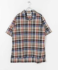 Camp Shirt C1-2-UF05: Red