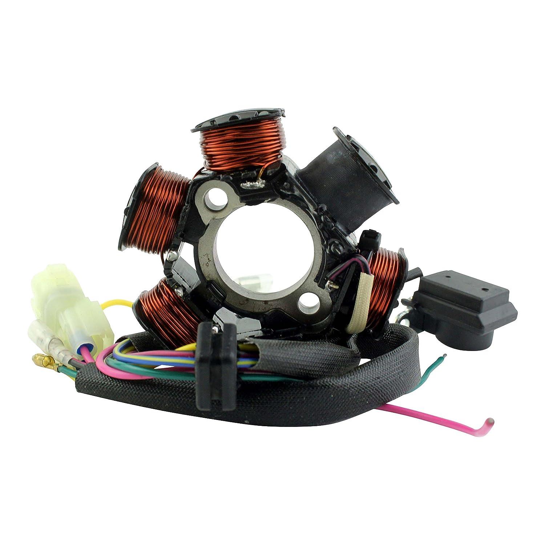 AC Regulator for Honda TRX90 Fourtrax 1993-2001 TRX 90 Sportrax 2002-2005 Lighting Kit Stator