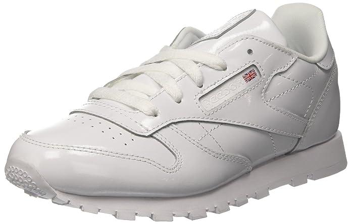 Reebok Classic Patent, Zapatillas de Running para Niñas: Amazon.es: Zapatos y complementos