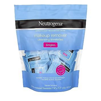 Amazon.com: Neutrogena Makeup Remover Cleansing Towelette ...