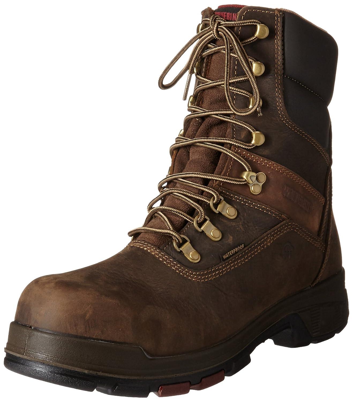 b0a255b1178 Wolverine Men's Cabor Waterproof 8-Inch Work Boot