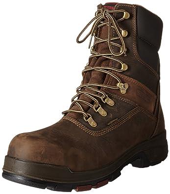 b19b321478c Wolverine Men's Cabor Waterproof 8-Inch Work Boot