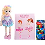 3db476e0f Always Moore Perfect Ballet Dance Recital and Birthday Gifts Set for Little  Girls - Ballerina Mia