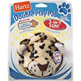 Hartz Double Play Pal Water Bottle Dog Toy