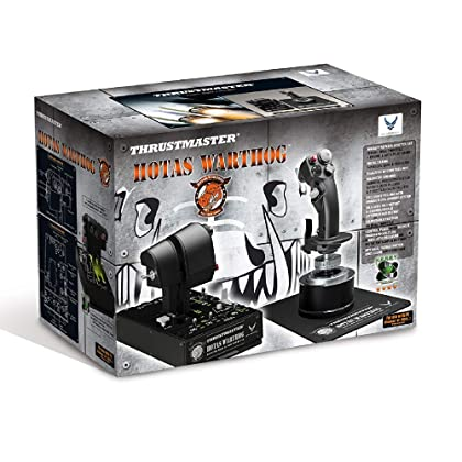 Thrustmaster Hotas Warthog PC | Amazon