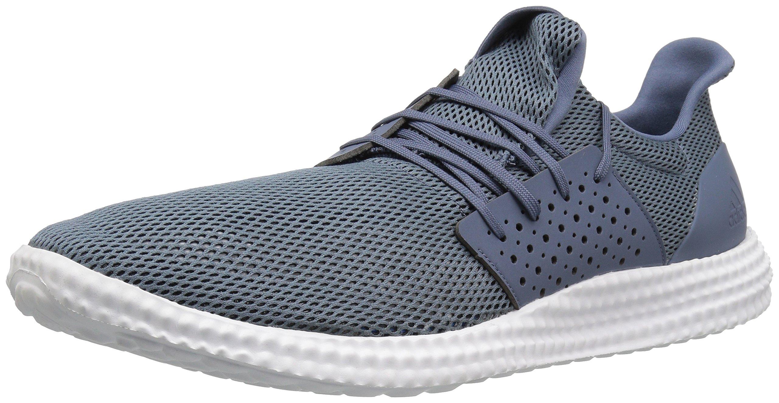 adidas Athletics 24/7 TR M Cross Trainer, Raw Steel/Raw Steel/Core Black, 13 M US