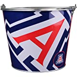 "NCAA ""Anthem"" Full Color Team Logo Aluminum Beer Bucket"