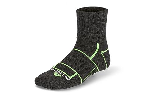 fitsok isw Trail calcetines técnicos de muñequera (3 unidades) - FS504-500,