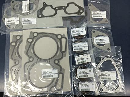 Genuine Subaru MLS Head Gasket Kit Impreza WRX STI Forester XT EJ255 EJ257  TURBO