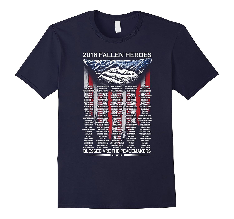 2016 Fallen Heroes-CD