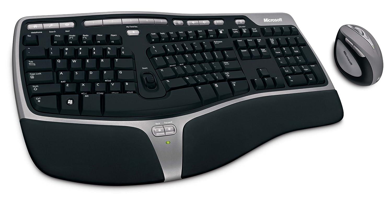 Ergonomische tastatur und maus  Microsoft Natural Ergonomic Desktop 7000 Tastatur und: Amazon.de ...