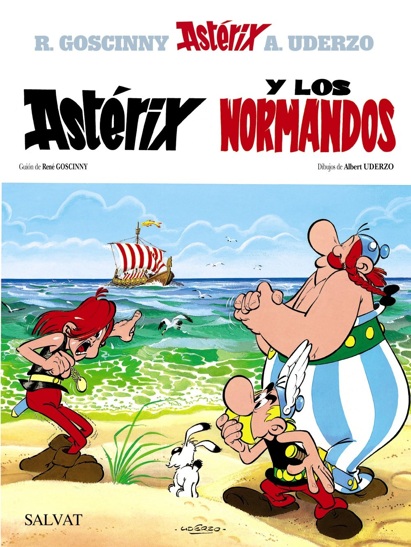 Astérix y los Normandos: Asterix Y Los ...