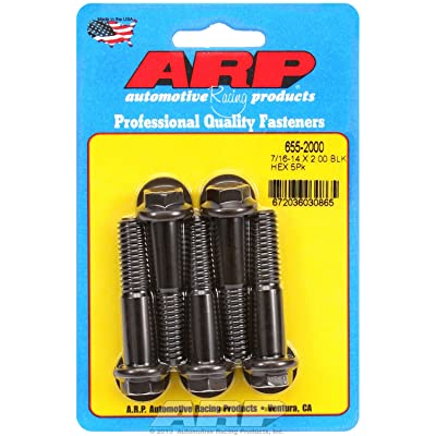 ARP (655-2000) Oxide Bolt, Black: Automotive