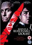 Beyond A Reasonable Doubt [DVD]