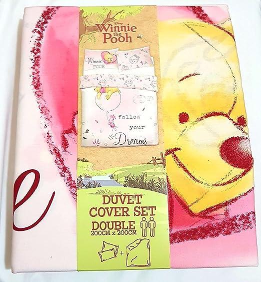 Primark Disney Winnie The Pooh and Piglet - Juego de Funda ...