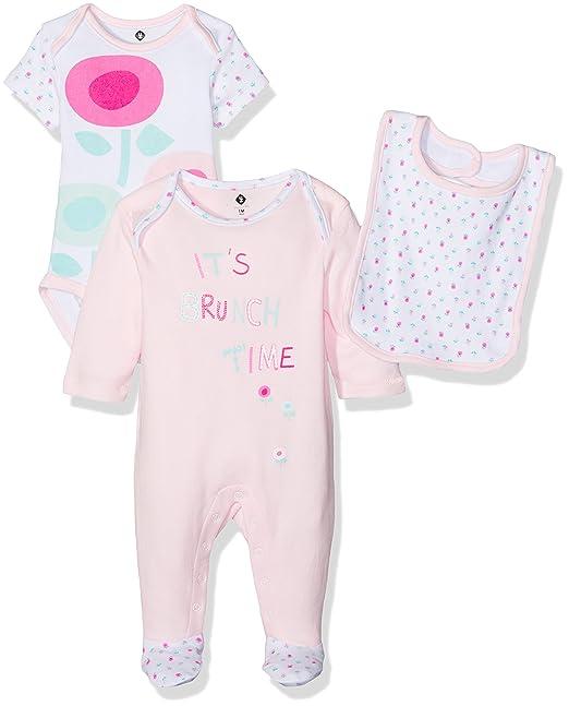 Grain de Blé Kit Db+Body+bav, Conjuntos de Pijama para Bebés: Amazon.es: Ropa y accesorios