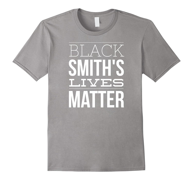 Black Smiths Lives Matter-CD