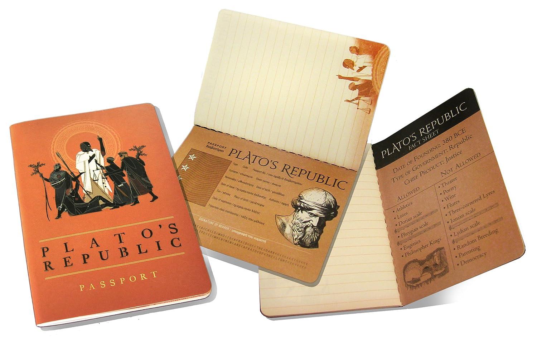 Passport to Pangaea Mini Notebook