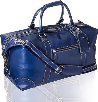 Viosi High-quality Genuine Leather Luggage
