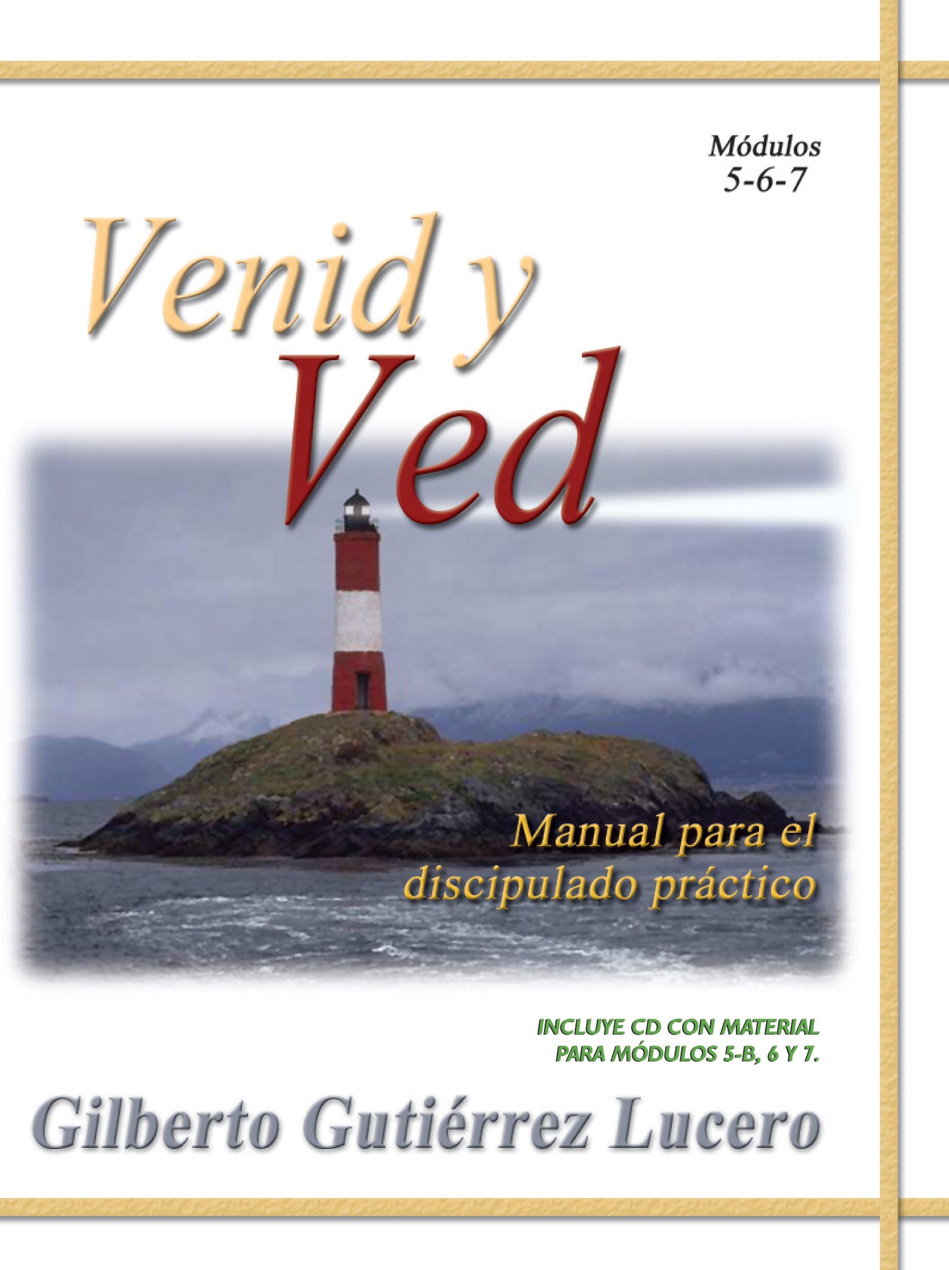Download Venid y Ved-Modulos 5, 6, y 7 pdf epub